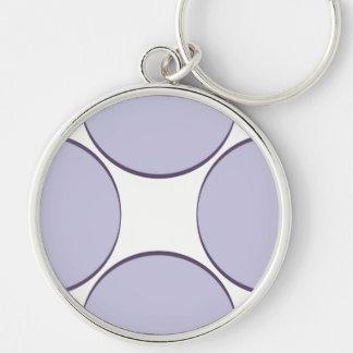 Llavero Punto de la lila