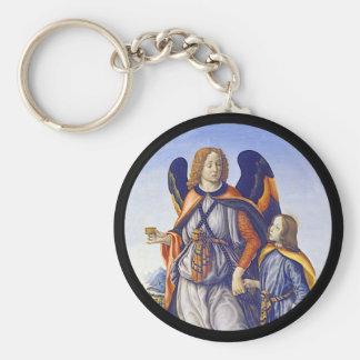 Llavero Raphael del santo de San Rafael