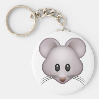 Llavero Ratón - Emoji