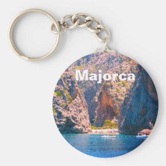 Llavero Recuerdo de Mallorca, España Torrent de Pareis