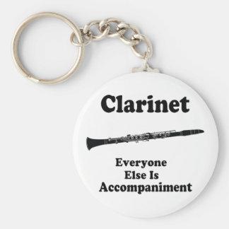 Llavero Regalo del Clarinet