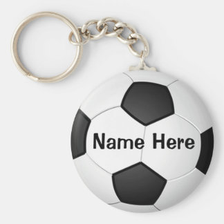 Llavero Regalos baratos personalizados del fútbol para los