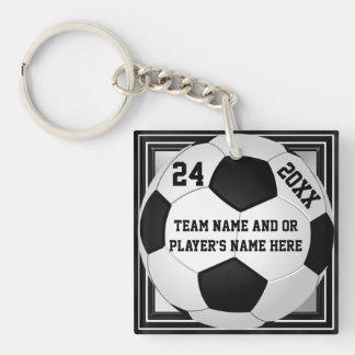 Llavero Regalos del equipo de fútbol PERSONALIZADOS con 3