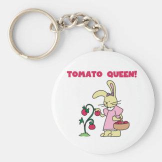 Llavero Reina del tomate