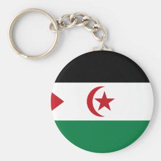 Llavero República Democratic árabe de Sahrawi