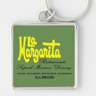 Llavero Restaurantes de Margarita del La de Illinois