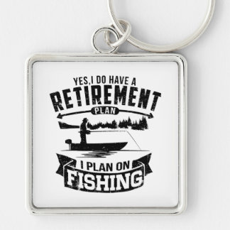 Llavero Retiro de la pesca