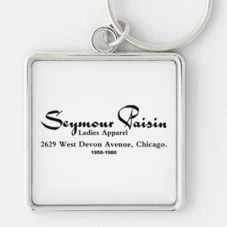 Llavero Ropa de las señoras de Seymour Paisin, Chicago, IL