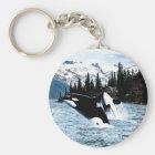 Llavero Salto de la orca