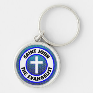 Llavero San Juan Evangelista