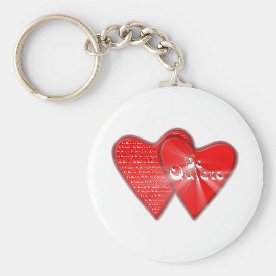 Llavero San Valentin es el dia de los enamorados