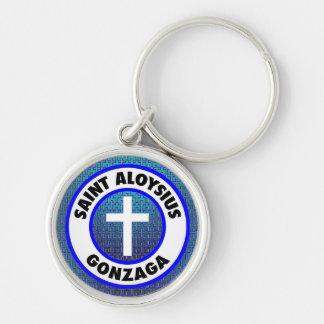 Llavero Santo Aloysius Gonzaga