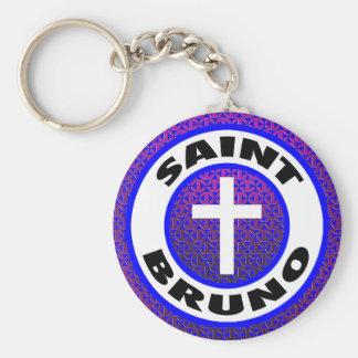 Llavero Santo Bruno