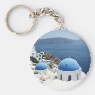 Llavero Santorini Grecia