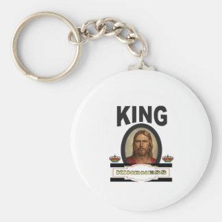 Llavero señor de la amabilidad del rey