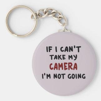 Llavero Si no puedo tomar mi cámara…