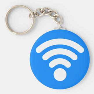 Llavero Símbolo de Wifi