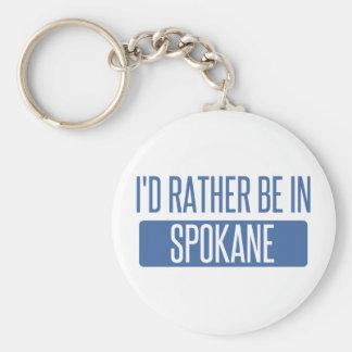 Llavero Spokane