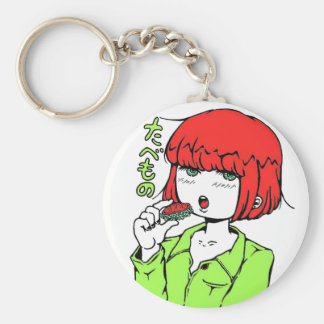 Llavero sushi manga girl POP