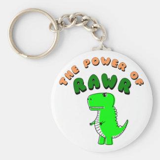 Llavero T-Rex el poder de RAWR