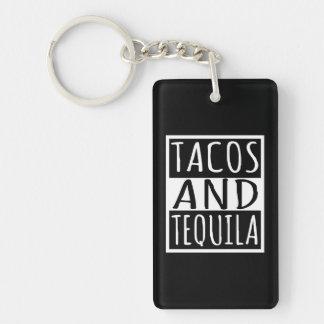 Llavero Tacos y Tequila