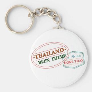 Llavero Tailandia allí hecho eso