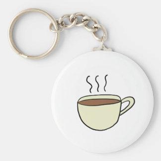 LLAVERO TAZA DE CAFÉ LINDA