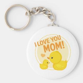 Llavero Te amo mamá