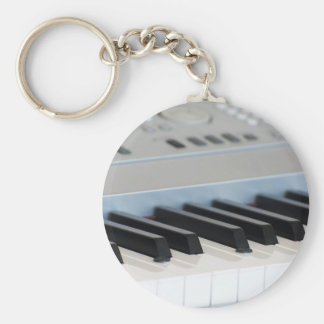 Llavero Teclado del sintetizador
