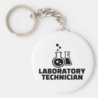 Llavero Técnico de laboratorio