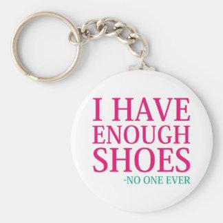 Llavero Tengo bastantes zapatos
