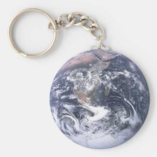 Llavero Tierra del planeta