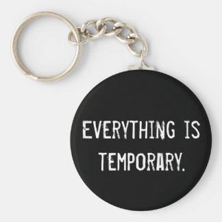 Llavero Todo es temporal
