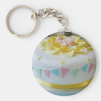 Llavero torta _birthday 2