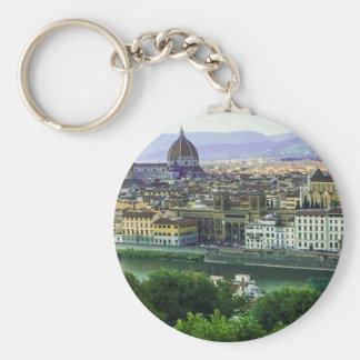 Llavero ¡Toscana de amor! Impresión de la foto