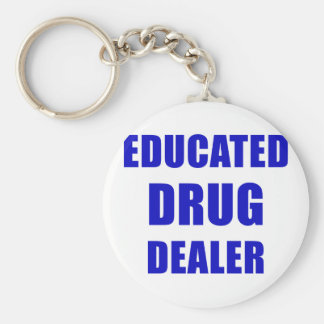 Llavero Traficante educado (farmacéutico)