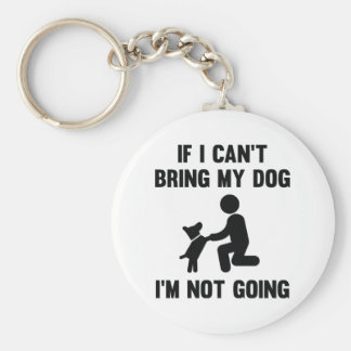 Llavero Traiga mi perro