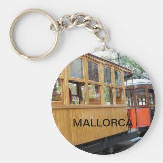 llavero tren de Soller, Mallorca