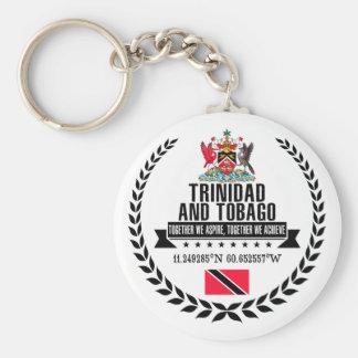 Llavero Trinidad and Tobago