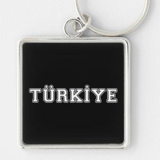 Llavero Türkiye