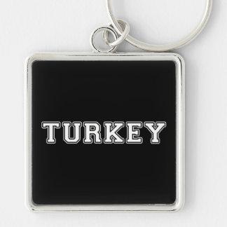 Llavero Turquía