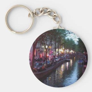 Llavero Una tarde en Amsterdam
