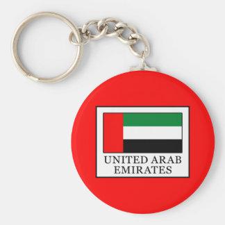 Llavero United Arab Emirates