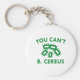 Llavero Usted no puede B. Cereus
