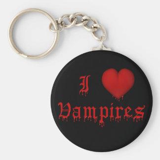 Llavero Vampiros del amor de la sangre I del goteo del KRW