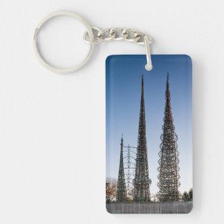 Llavero Vatios de torres Los Ángeles