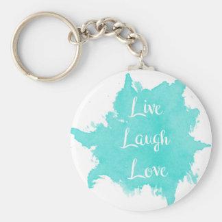 Llavero Vive el amor de la risa