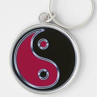 Llavero Yin y Yang 1