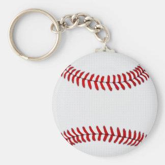 Llaveros baratos a granel del béisbol,