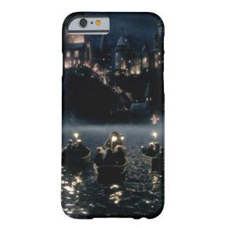 Llegada del castillo el | de Harry Potter en Funda Barely There iPhone 6